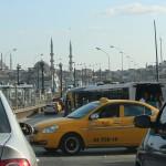 Drukte in Istanbul