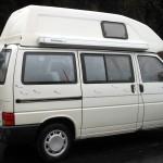 Onze Volkswagen T4 camper