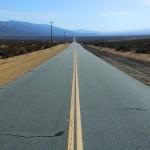 Onderweg naar Death Valley