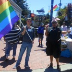 Feestvieren in de wijk Castro