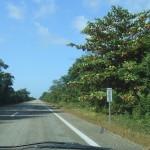 Snelweg in Mexico