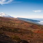 El Teide vanuit de verte