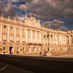 Palacio Real, het koninklijk paleis van Madrid