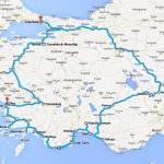 Onze rondreis van 23 dagen door Turkije
