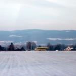 Onderweg met de trein door Oostenrijk