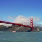 Het icoon van San Francisco, de Golden Gate brug