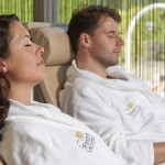 Heerlijk ontspannen in je badjas