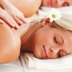 Heerlijk ontspannen met een massage