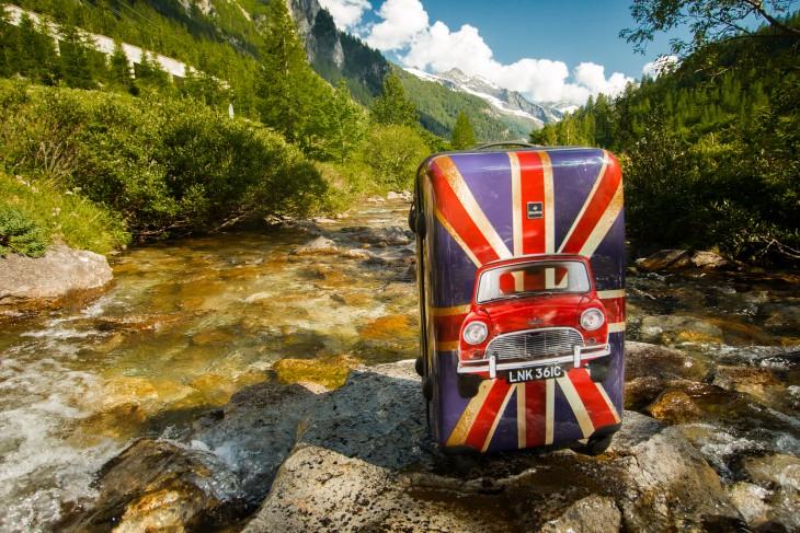 Onze nieuwe koffer van Duifhuizen