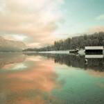 Meer van Bohinj - Slovenië