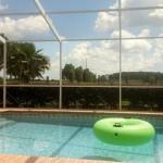 Ons zwembad