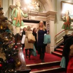 Shoppen bij Fortnum and Mason in Londen