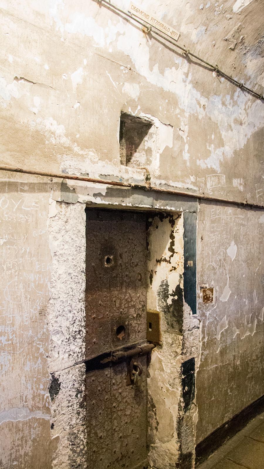 Een van de cellen