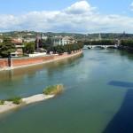 Rivier in Milaan