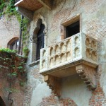 Balkon van Romeo en Julia