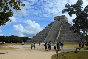 El Castillo in Chichén Itzá