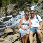 Samen in de Rocky Mountains