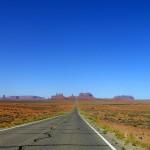 Op naar Monument Valley!