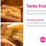 Turks fruit winnen?