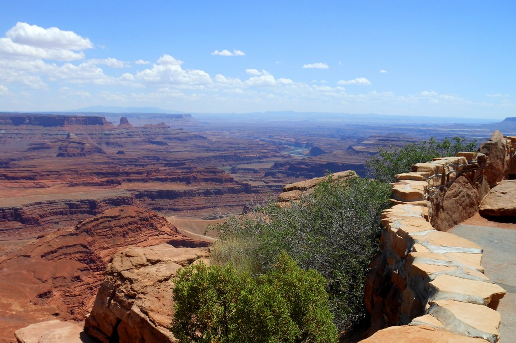 Kloof in Canyonlands National Park