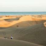 "De duinen van ""Dunas de Maspalomas"""