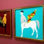 Schilderijen in het Tenerife Espacio de las Artes