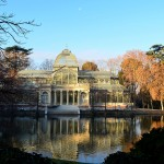Het glazen paleis Palacio de Cristal