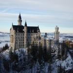 Schloss Neuschwanstein zoals het er hopelijk nu ook zo uit ziet