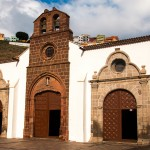 "De kerk ""Iglesia de La Virgen de la Asuncion"""