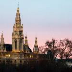 """Het """"Altes Rathaus"""" in Wenen"""