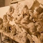 Beelden uit Efeze in het kunsthistorisch museum