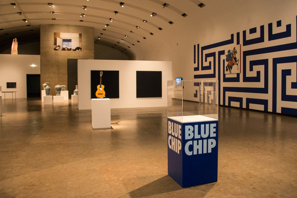 Tentoonstelling in het Museumsquartier