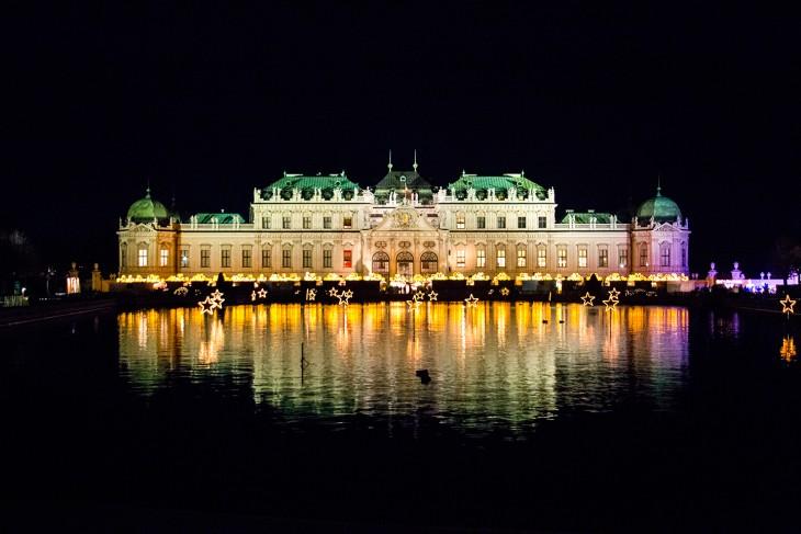 Paleis Belverdere in Wenen