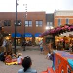 Het gezellige stadje Fort Collins