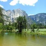 Watervallen en prachtige uitzichten in Yosemite National Park