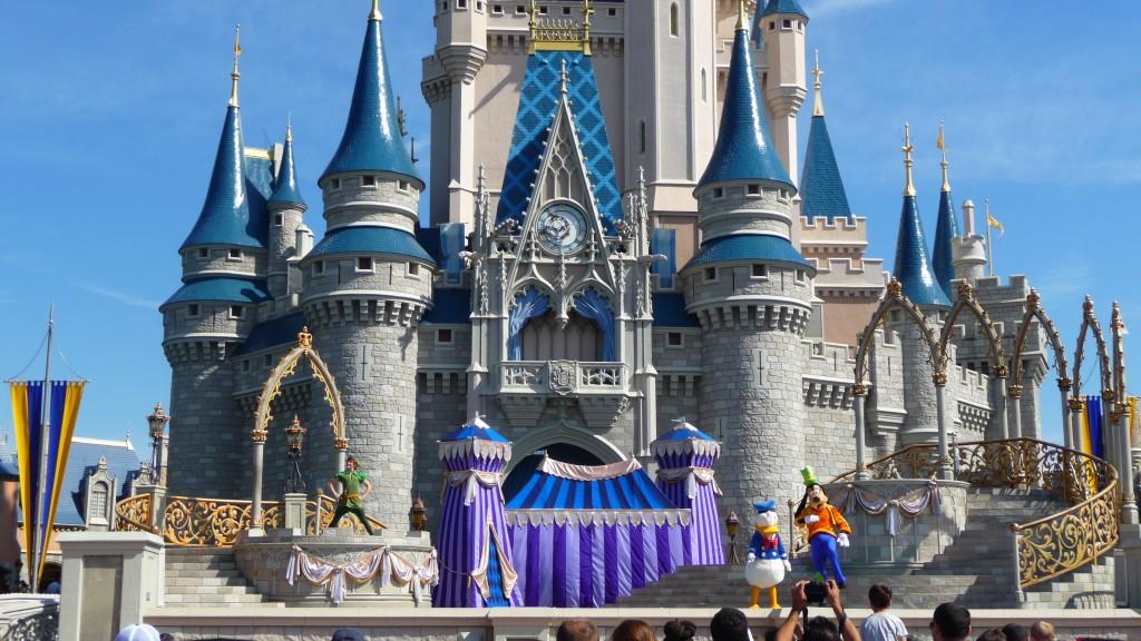 Magic Kingdom Park in Florida