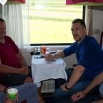 In de trein naar Noord-Korea