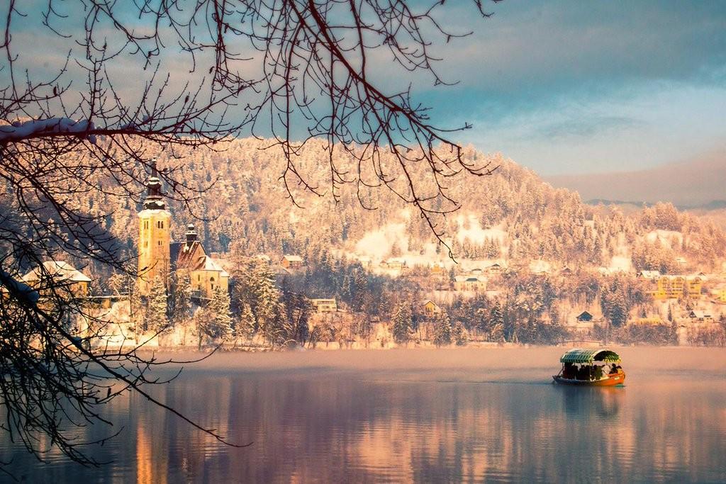 Meer van Bled, Slovenië