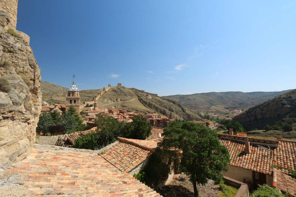 Albarracín, Spanje